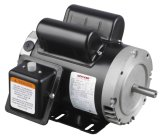 NEMA Electric Air Compressor AC Motor with CSA UL