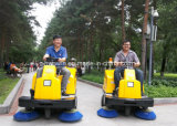 Factory, School, Park Electric Ride on Road Sweeper