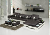 G8015c White Leather Europe Livingroom Furniture