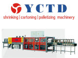 Automatic Bottle PE Film Shrink Packing machine/Wrapping Machine (40 packs/min) (YCBS45C)
