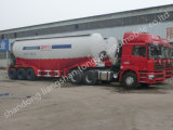 China Manufacturer Cement Tank Semi Trailer with Compective Price