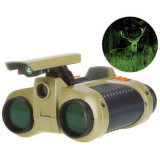 Novelty Children Kid Boy Toys Gifts 4X30 Binocular Telescope Pop-up Light Night Vision Scope Binoculars