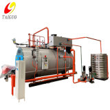 Free Install Easy Operation Gas Oil 600000 Kcal Container Mobile Truck Steam Boiler