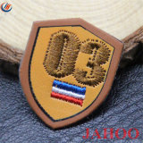 Wholesale Sew-on Custom Leather Label for Garment