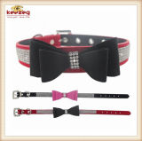 Quality Pet Dog Collars with Bowtie (KC0131)
