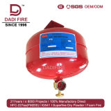 40L Hanging Fire Extinguishing System FM200 Automatic Hfc227ea Fire Suppresstion