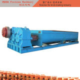 Clay Perforated Brick Reinforced Double Shaft Mixer Extruder