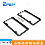 Stainless Steel American Car License Plate Frame