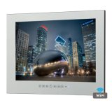 "Smart Magic Mirror 22""Inch TV Mirror LCD Player Sauna Room Waterproof Shower Android WiFi TV"