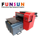 Funsunjet High Quality Multi-Function A3 UV Flatbed Printer for CD, Card, Pen, Golf Ball