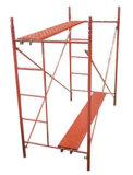 Powder Coated Main Frame Construction Traditional Scaffold China Price