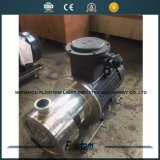 Stainless Steel Inline Dispersing Emulsifying Pump with Explosion-Proof Motor