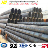 API 5lpipeline PE Coated Spiral Pipe X56 Oil and Gas