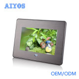 Exhibition Display 7 8 10 Inch Metal Digital Picture Frame