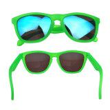 Popular Fashion Design Eyewear PC UV400 Clear Mirror Sunglasses