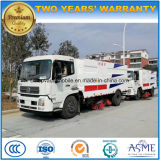 6 Wheels Street Sweeper 9 M3 Pavement Cleaning Truck