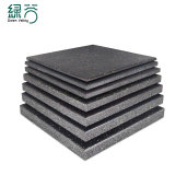 Factory Supply Reasonable Price Non-Toxic Gym Rubber Floor Mat