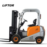 China Manufacturer Liftor Electric Forklift Pallet Truck Stacker Counterbalance Forklift Reach Truck Fork Lift for Sales