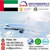 Air Shipping Service From Shenzhen/Guangzhou/Shanghai/Ningbo/Xiamen/Qingdao/Beijing to Abu Dhabi, UAE
