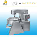 Auto Control Food Factory Use Stir Fry Cooker