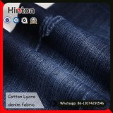 High Stretch Bamboo Denim Fabric with Mercerized