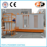 Fast Color Change Multi Cyclone Powder Spray Booths Systems