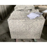 Imperial White Granite/Marble Tile for Wall Facade/Countertop/ Prefab/Kitchen