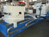 Big Bore CNC Lathe Machine. Independent Spindle