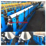 Half-Round-Gutter Forming Machinery for Building /Roof