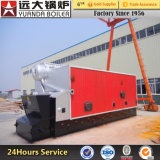 9 Ton Industrial Biomass Coal Fired Steam Boiler