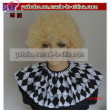 Jester Clown Ruff Circus Collar Party Express Agent (BO-6031)