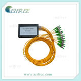 Fiber Optic Distribution Splitter Box for Broadband Optical Network