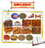 Top Quality Animal Feed Pellet Production Line /Best Choice House Used Pet Dog Food Making Machine
