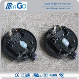 Micro Differential Pressure Switch for Natural Gas