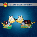 Dog Fireworks Toy Fireworks Novelty Fireworks