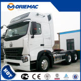 China Famous Brand Foton 4*2 420HP Tractor Head Truck Price