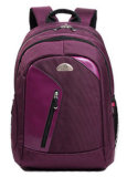 Purple Laptop Backpack with Modern and Leisure Design