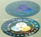 Stamp Holographic Label (CN01JG111)