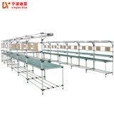 Flexible Lean Pipe Assembly Line Easy Set up