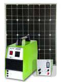 Portable Solar Power System 150W/300W/500W Solar Charger of Small Household Application