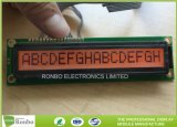 16X1 Character LCD Module Stn Positive LCD Panel with Red Color Backlight