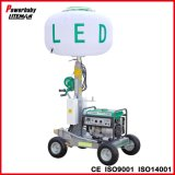 1000W Mobile LED Balloon YAMAHA Engine Lighting/Light Tower for Outdoor