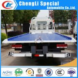 2018 Chinese Factory 130HP Light and Cheap Recovery Truck