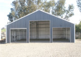 High Strength Storage Steel Garage Buildings for Warehouse & Workshop