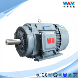 Ye4 Ce Approved IEC Super High Efficiency Three Phase Induction Electric AC Motor Price for Fans Pump Mixers Blowers Ye4-90s-2 1.5kw