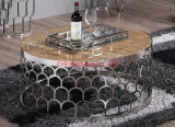 Stainless Steel Coffee Tea Table with High Quality Competitive Price