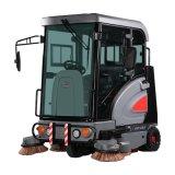 Street and School Sanitation/Wet and Dry Vacuum Road Floor Sweeper