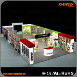 Visual Impact Tension Fabric Backlit Exhibition Booth Design