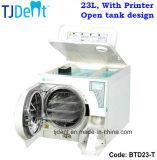 23L Open Tank Design Dental Autoclave with Printer (BTD23-T)