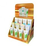 Paper Counter Display Box for Cleansing Creams